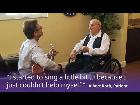 VITAS Hospice Music Therapy