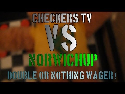 Fifa 14 | 120K Double Or Nothing Wager Match! Vs CheckersTV