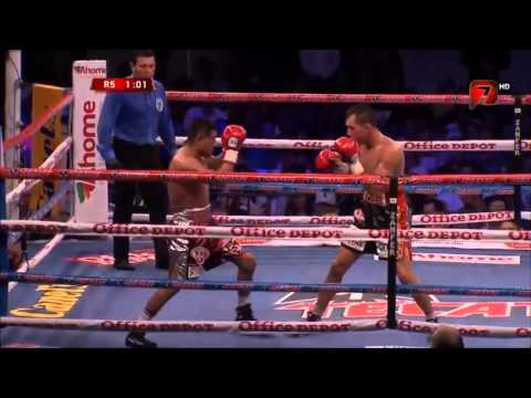 "Juan carlos ""Zurdito"" Sanchez vs Cesar Juarez FULL HD TV AZTECA"