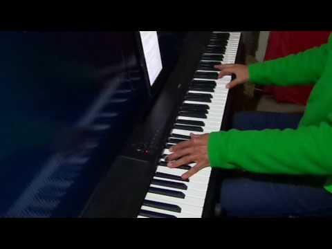 keane dinner at eight piano cover karaoke
