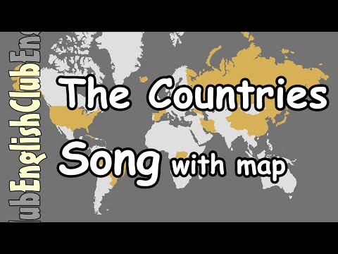 The Countries Song