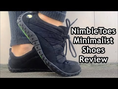 cf13467dd367 Nimble Toes Minimalist Running Shoes Review for Forefoot Running ...