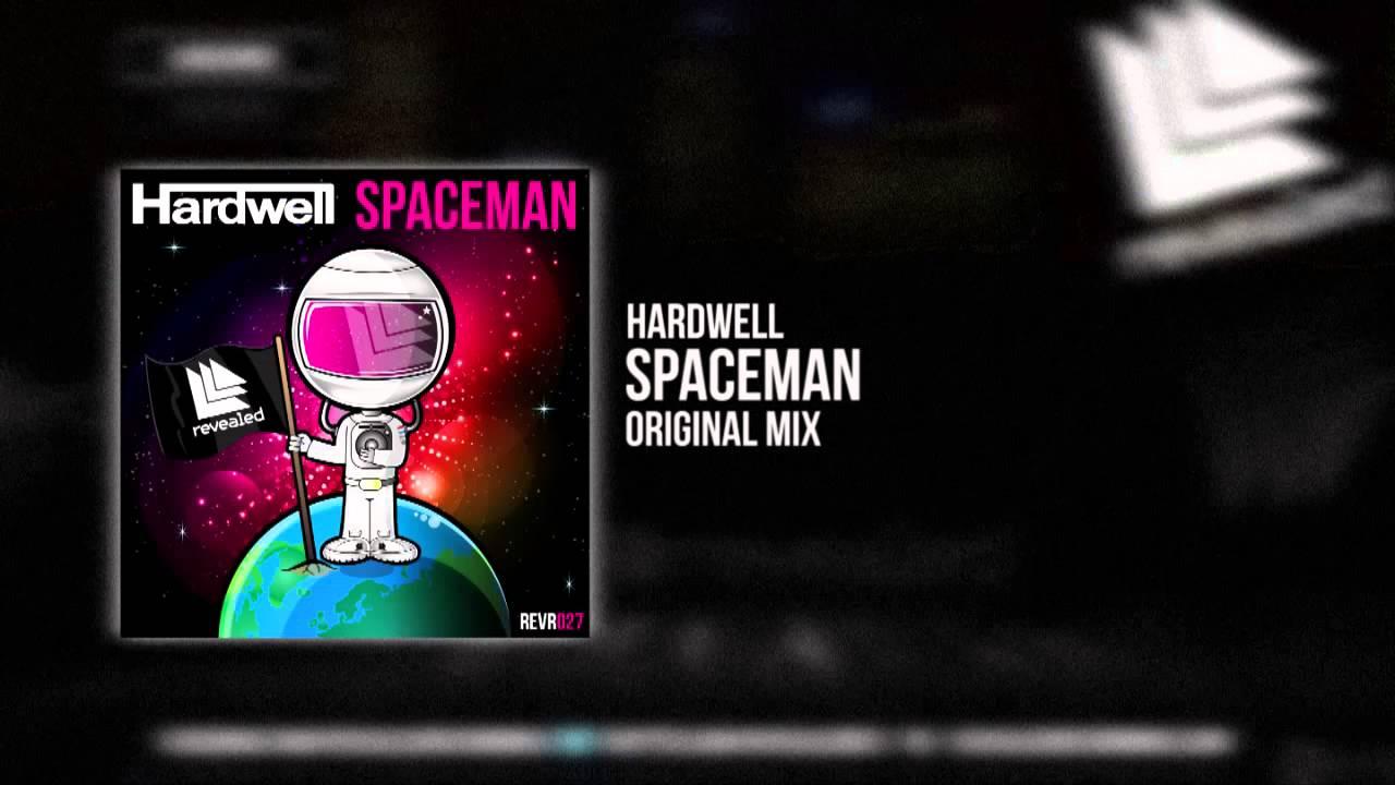 Spaceman hardwell