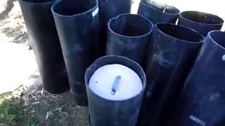 видео Трубы в ростверке