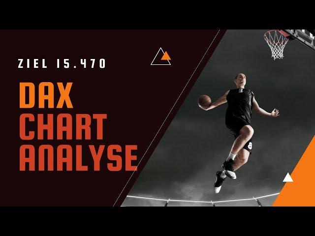 DAX-Morgenanalyse für Freitag den 15.10.2021 am Zielbereich der Aufwärtsbewegung, hält 15.470 wieder