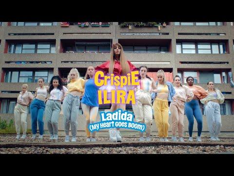 CRISPIE x ILIRA - Ladida (My Heart Goes Boom)