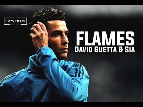 Cristiano Ronaldo ❯ Sia - Flames ♥ 2018 | Skills & Goals | HD