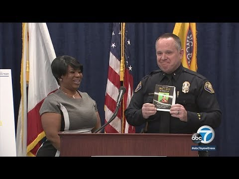 Ex-drug addict says Long Beach cop's compassion changed her life   ABC7
