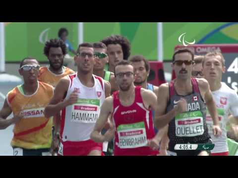 Athletics | Men's 5000m - T13 Final  | Rio 2016 Paralympic Games