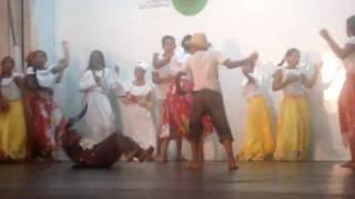 Baile Tradicional del Municipio Aguasay  Estado Monagas