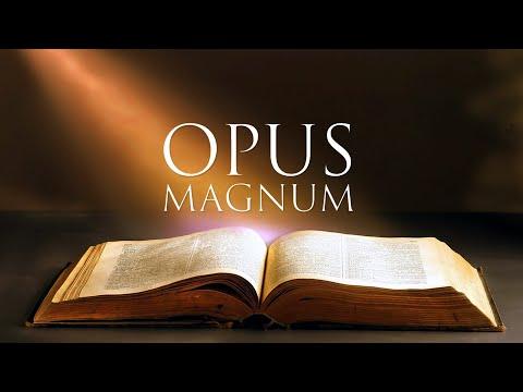 OPUS MAGNUM - Die Weltgeschichte in 6 Stunden - Dr. Peter Kneissl