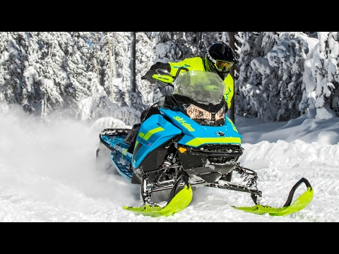 Ski-Doo 2018 - Renegade Backcountry X 850 E-TEC