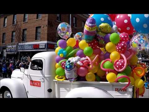 Easter Parade Toronto 2018