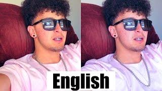 MI PRIMER VLOG EN INGLÉS (HotSpanish Vlogs)