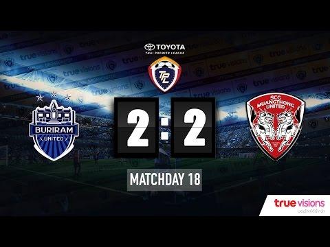 TPL 2015 - Buriram United 2-2 SCG Muangthong United