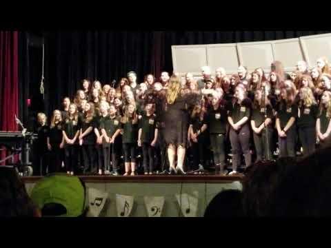 """Pitman Middle School """"Shallow"""" by Lady Gaga"""