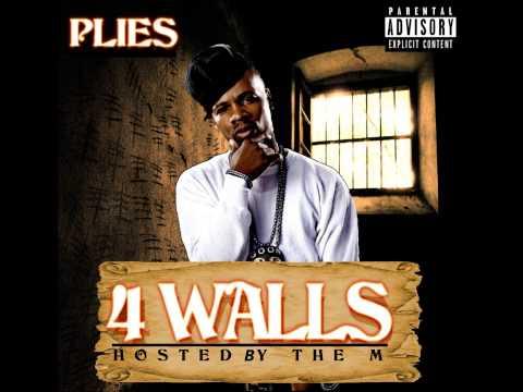 Plies - Something Real (ft. Trae Tha Truth) - 4 Walls Mixtape