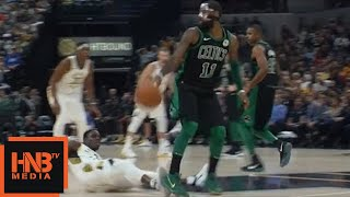 Kyrie Irving Epic Moves / Celtics vs Pacers