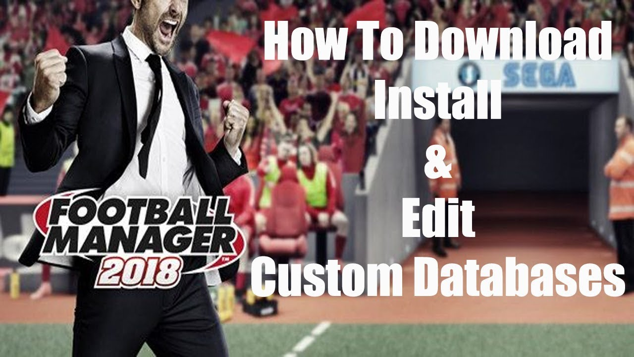 Fm 18 in game editor download