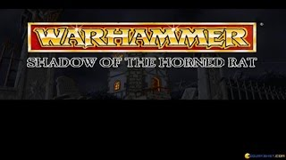 Warhammer: Shadow of the Horned Rat gameplay (PC Game, 1996)