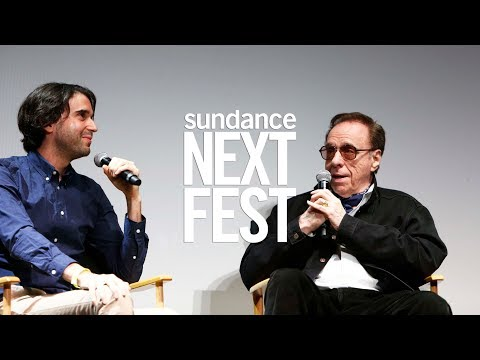 Sundance NEXT FEST 2017: Alex Ross Perry and Peter Bogdanovich