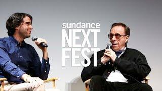 Sundance NEXT FEST 2017: Alex Ross Perry and Peter Bogdanovich