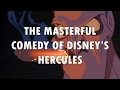 The Masterful Comedy of Disney's Hercules