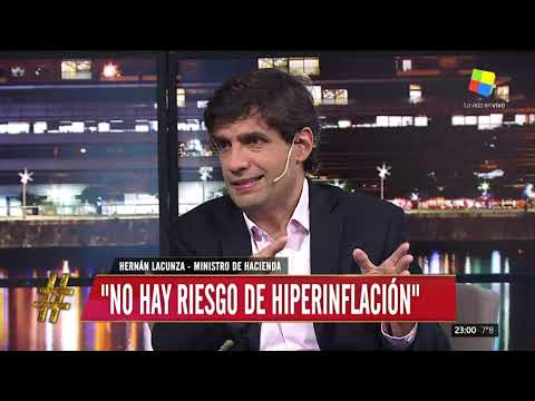 Entrevista Completa De Luis Novaresio A Hernán Lacunza