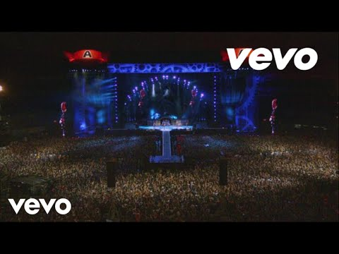 ACDC  Thunderstruck from  at River Plate