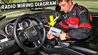 dodge journey radio wiring diagram. fiat freemont front speakers rear  speakers - youtube  youtube