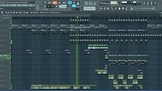 Martin Solveig - Places (remix) FLP remake with Delaney Jane vocals
