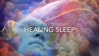 Healing Sleep, Calming Spirit  ➤ Guided Meditation & Delta Waves, for Tranquil, Peaceful Dreaming