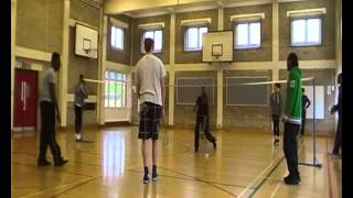 Christ The King St.Mary's (PE Badminton)