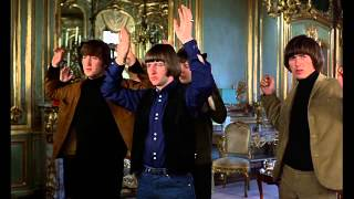 The Beatles Help!  The Trailer