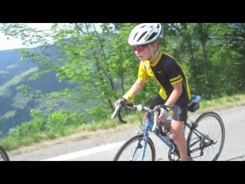 Father Son Tour - Morzine Avoriaz Stage 8 Tour de France