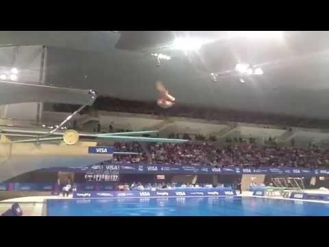 2012 Fina Visa World Diving Cup Men's 3 Metre(part 2) for USA