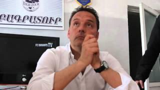 Tito Ramallo. Armenian Cup. Alashkert - Banants
