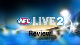 AFL Live 2 Review!