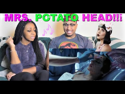 Melanie Martinez 'Mrs. Potato Head' Reaction!!!