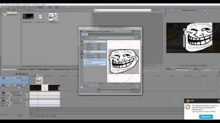 Видео урок по Sony Vegas Pro 11 (как вставлять музыку и картинку?)(В этом видео уроке я вам расскажу и покажу как вставить музыку и картинку в программе Sony Vegas Pro 11., 2014-05-24T21:30:46.000Z)