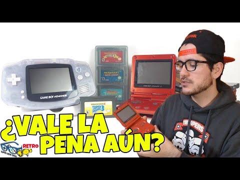GameBoy Advance: ¿Vale AÚN la pena? - Mejores juegos, modelos y periféricos | Retro-SQS