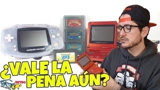 GameBoy Advance: ¿Vale AÚN la pena? - Mejores juegos, modelos y periféricos | Retro SQS