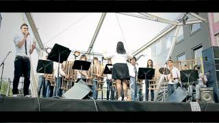 Video Angklung Eindhoven - New York New York download MP3, 3GP, MP4, WEBM, AVI, FLV Agustus 2018