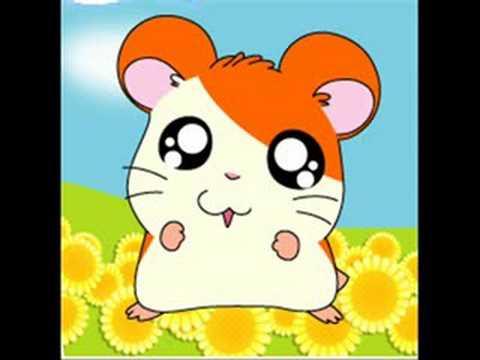 Hamtaro Japanese theme Song