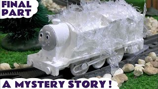 thomas friends a spooky story part 3 halloween ghost episode fun toy trains for kids tt4u