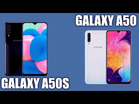 Samsung Galaxy A50S Vs Samsung Galaxy A50. Битва близнецов!