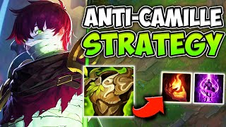 RANK 1 SINGED - Hard Carrying Master Players With My Hidden OP Strategy!