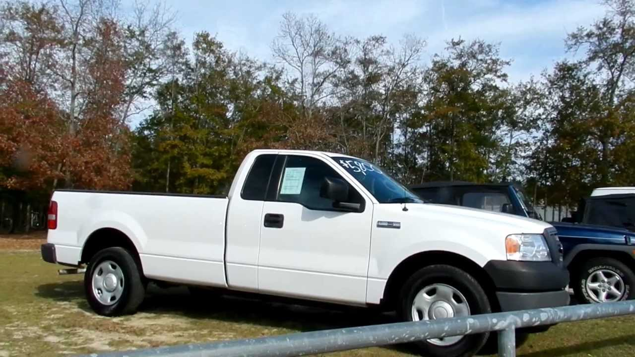 2005 ford f 150 xl regular cab