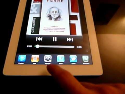airplay sur freebox r volution pilot par un ipad 2 youtube. Black Bedroom Furniture Sets. Home Design Ideas