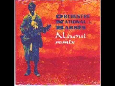 orchestre national de barbes alaoui